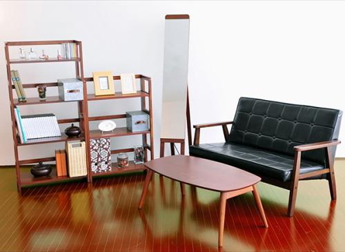 一人暮らしに人気のセンターテーブル