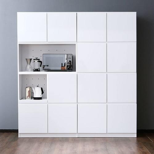 食食器棚のレンジ台キッチン収納家具