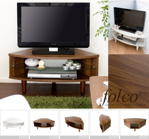 コーナテレビボード