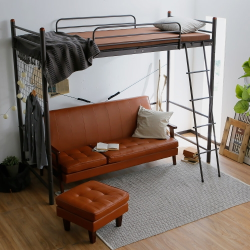 一人暮らしにおすすめのロフトベッド