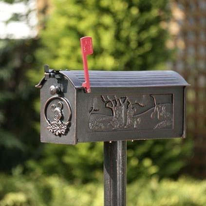 おすすめのディズニー郵便ポスト