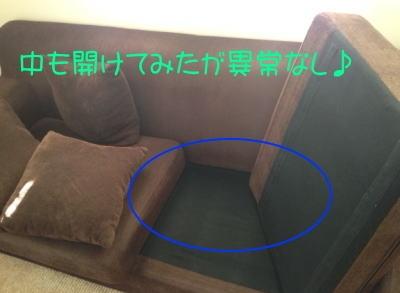 アルモニアのソファ