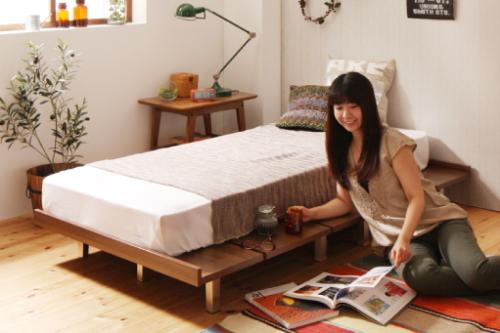 コンパクトショートベッド