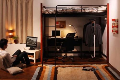 メンズインテリアの家具