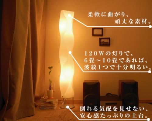 中野照明商店のライト