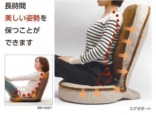 ストレッチ座椅子の高級タイプ
