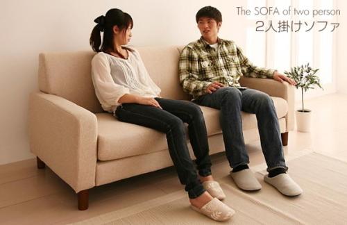 おすすめの二人掛けソファ