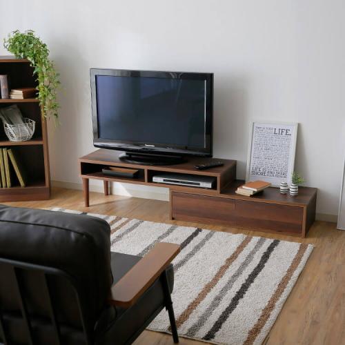 ロウヤの伸縮テレビ台