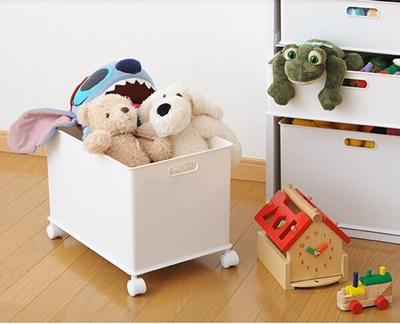 インボックスのおもちゃ箱