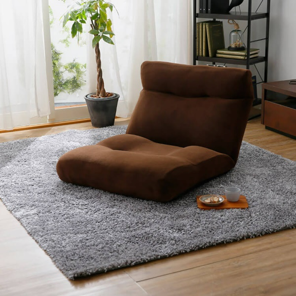 贅沢ポケットコイルLサイズ座椅子